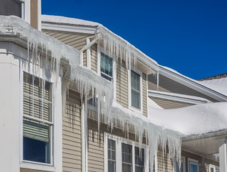 Colorado Ice Dams