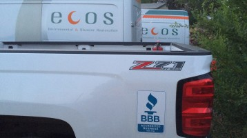 ECOS has A+ Rating from BBB