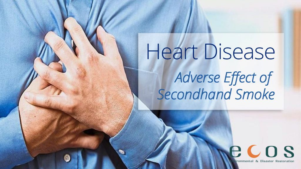 Heart Disease Effect of Secondhand Smoke ECOS