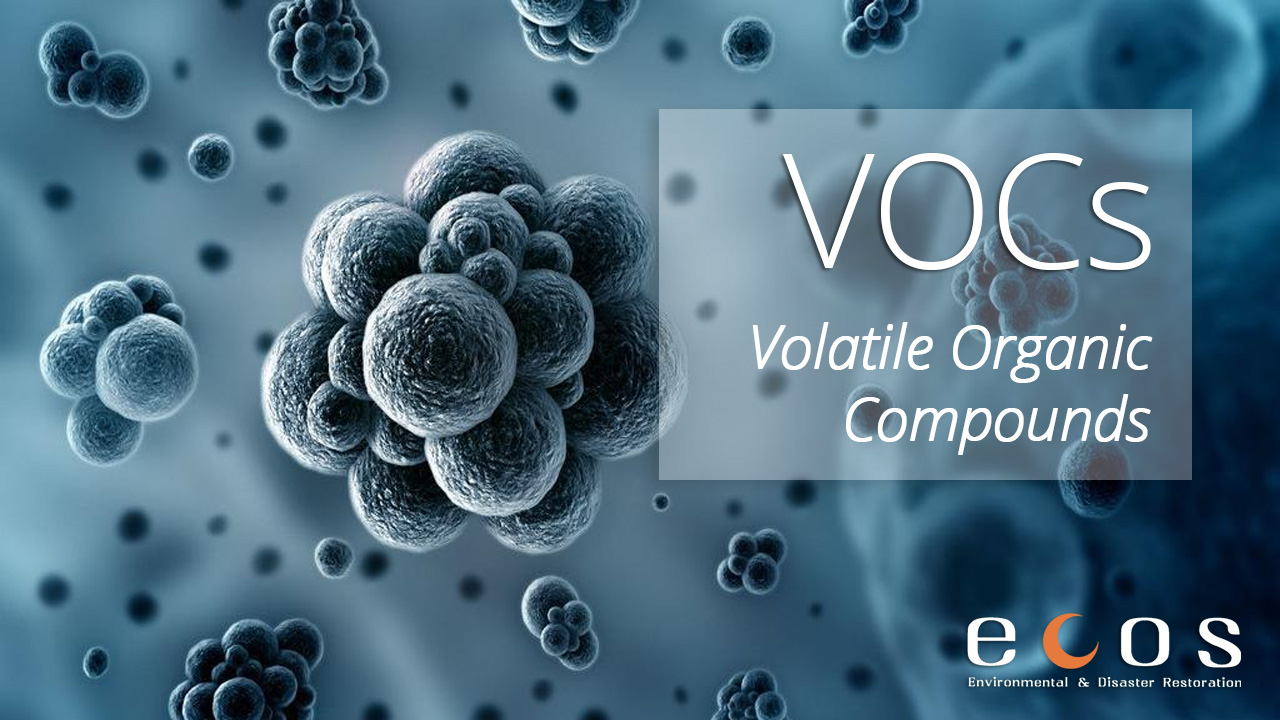 VOCs Volatile Organic Compounds ECOS Colorado